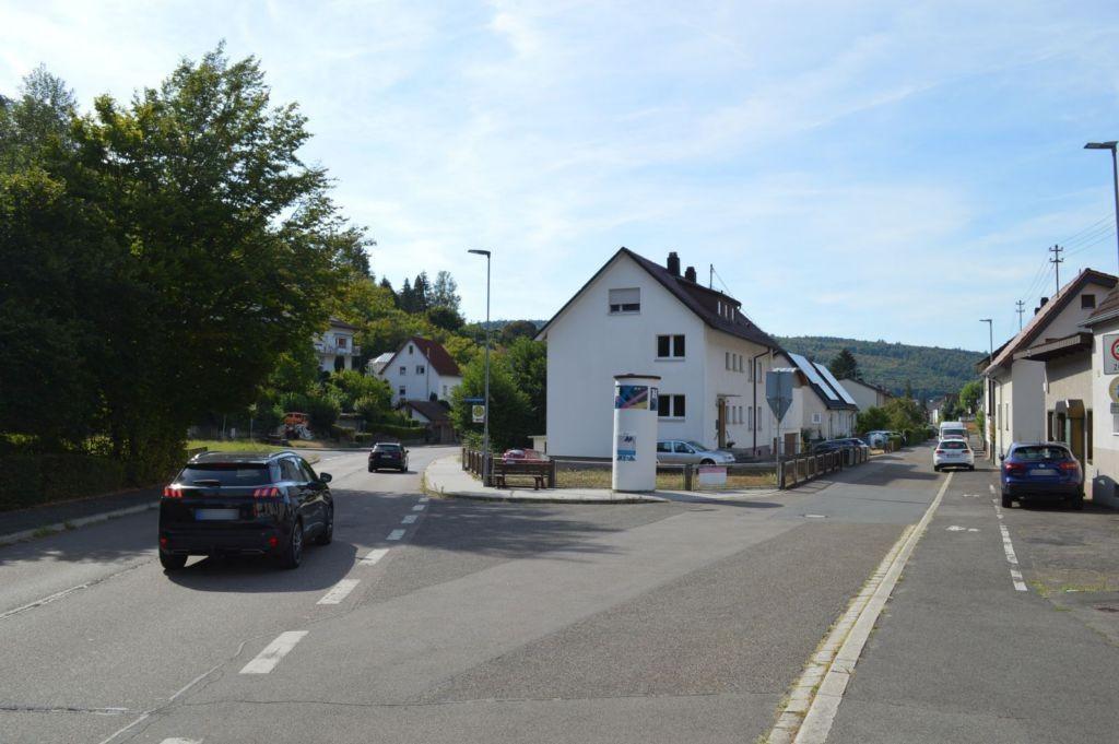 Nüstenbacher Str/Im Bauernbrunnen