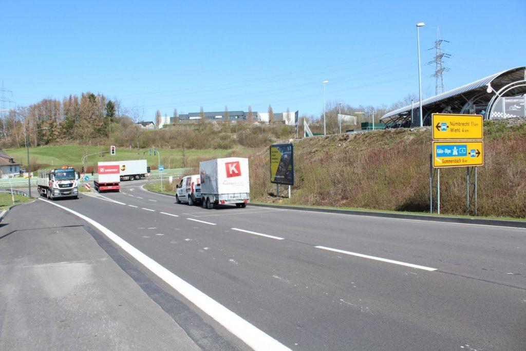 Am Verkehrskreuz/L305