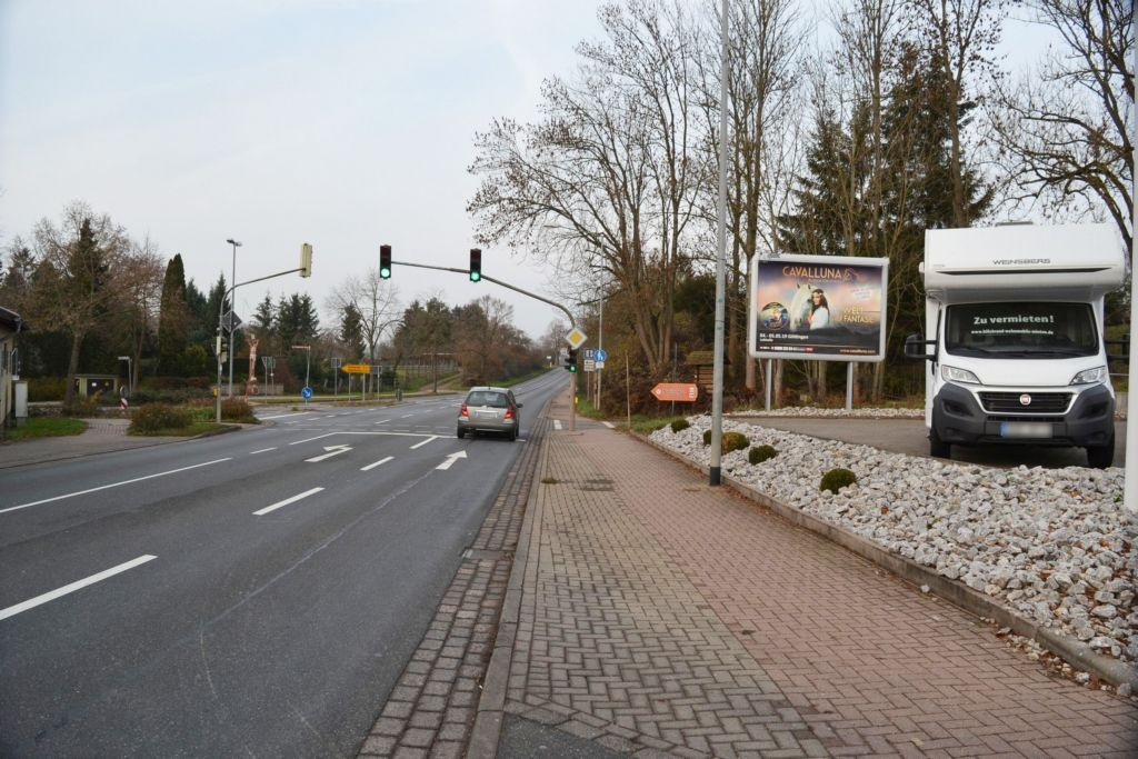 Herzberger Landstr   3 aw (B 27)/Ruhmestr gg li