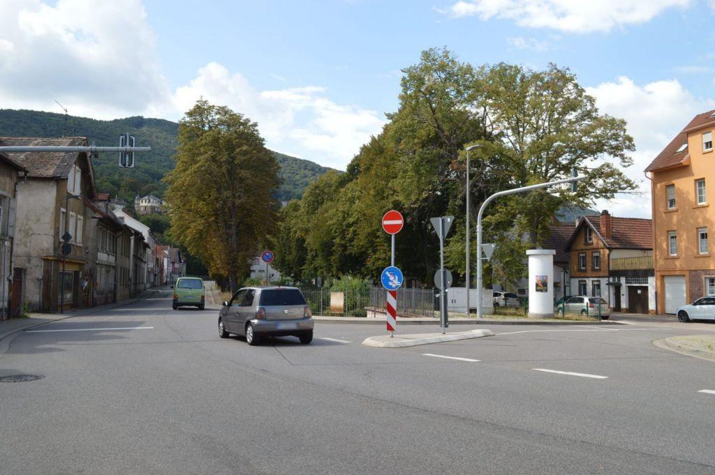 Mandelgasse/Talstr (B 38)/Ludwigstr (B 38)