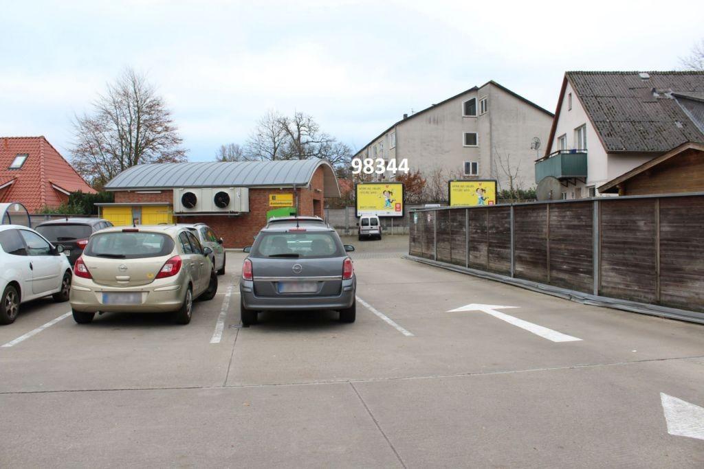 Bergstr. 3-9 Edeka Kieckbusch Eing.