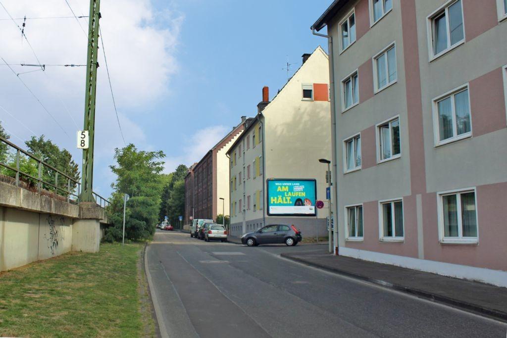 Caspersbroicher Weg 7/Leipziger Str.