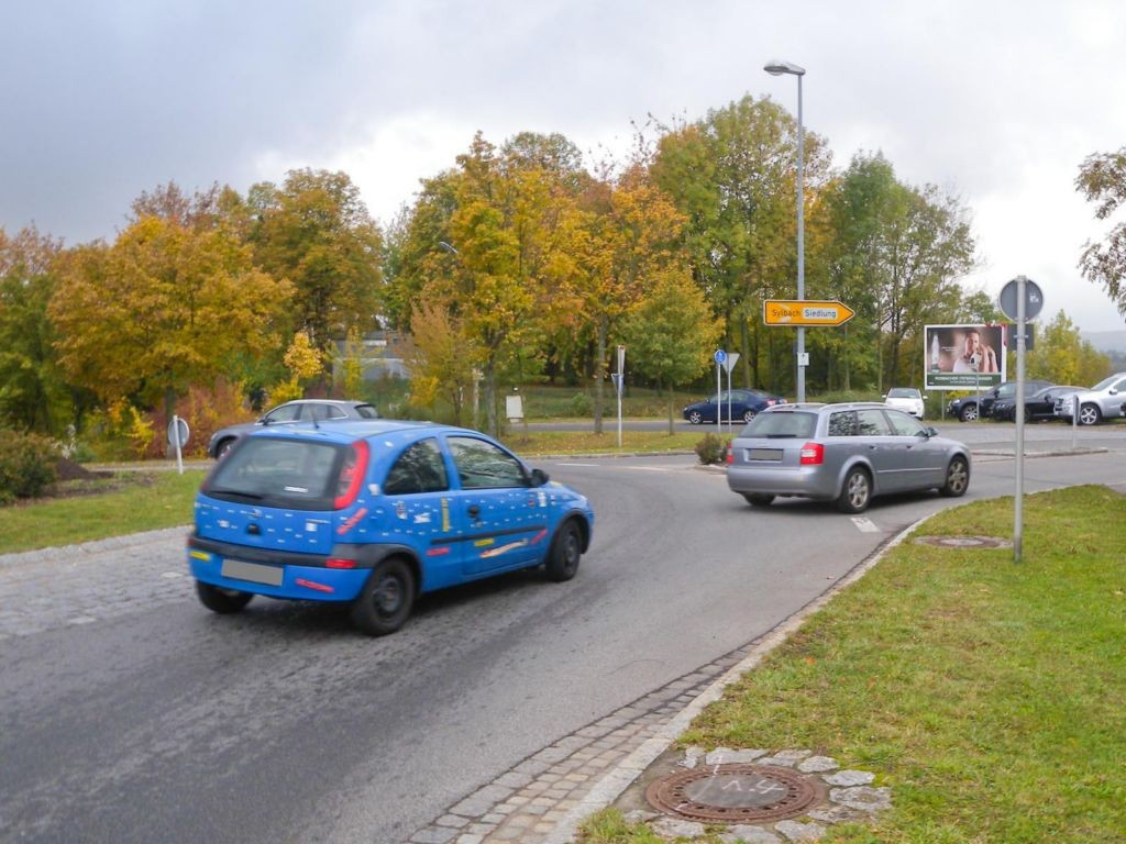 Amonshöhe 4/ Wengertstr Si Kreisverkehr - Sylbach