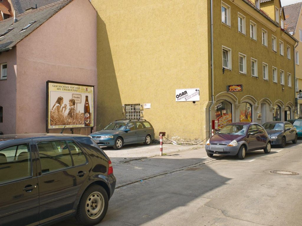 Hinter dem Salzstadel 5/Nh. Maximilianstr/Schmiedplatz/parallel