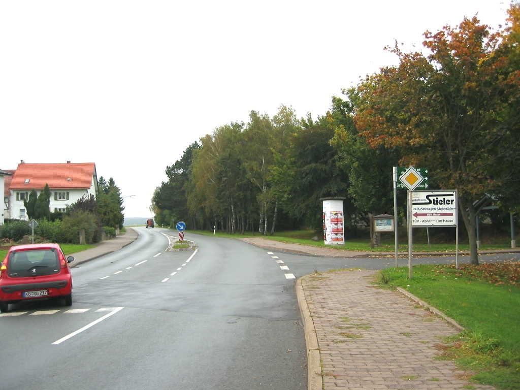 Klosterweg/Edertalstr (B 485) -Netze