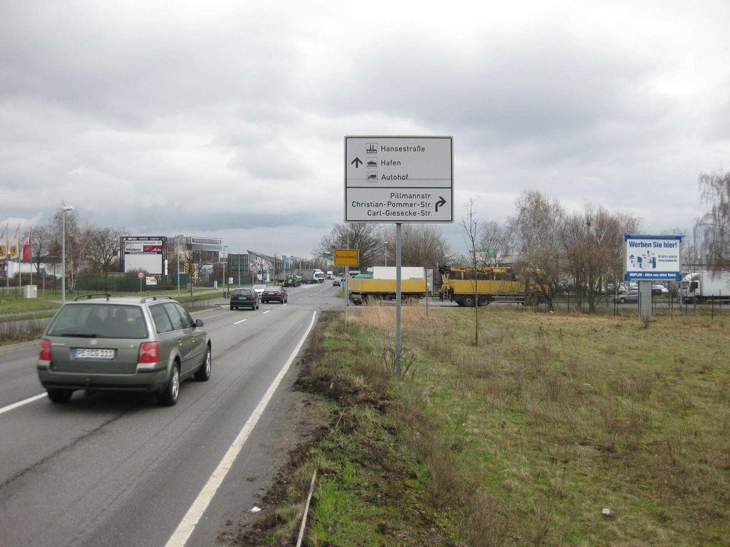 Carl-Giesecke-Str   2/Hansestr 47 gg VS