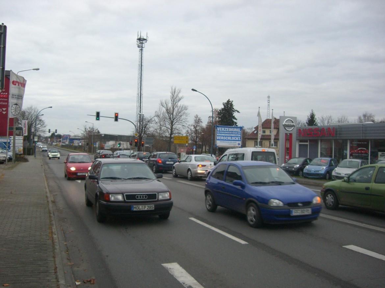 Kieler Str./Lebuser Chaussee VS City-Star-Board
