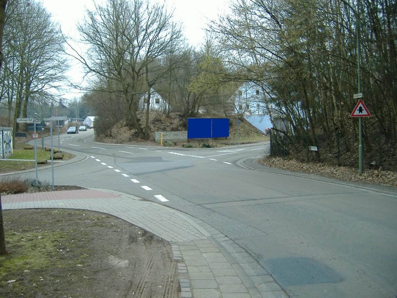 Blechhammerweg /Lothringer Dell Quer Ortsausgang