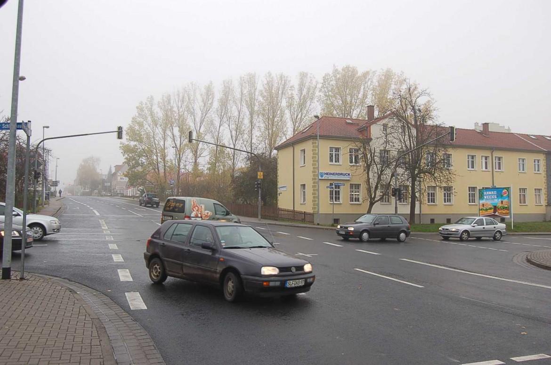An der Schlossmauer aw/Friedrich-Ebert-Str (B 4)