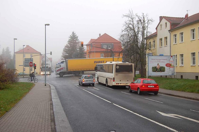 An der Schlossmauer ew/Friedrich-Ebert-Str (B 4)