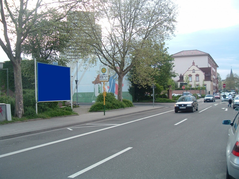 Burgstr  27 gg / HST PPL vor Shell Zentrum