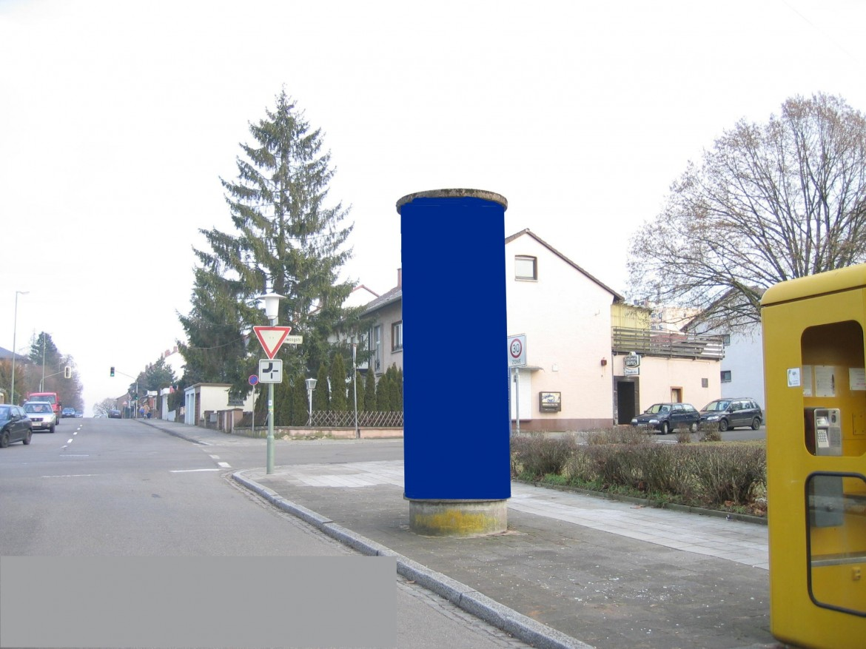 Reichswaldstr /Vogelwoogstr Innenstadt Lidl nh