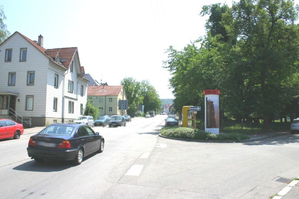 Göppinger-/Sonnenscheinstr.
