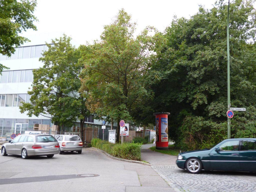 Herrgottsruhstraße/bei Krankenhaus