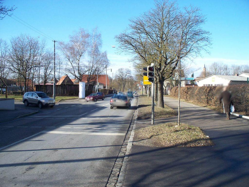 Münchner Straße/Mergenthauer Weg