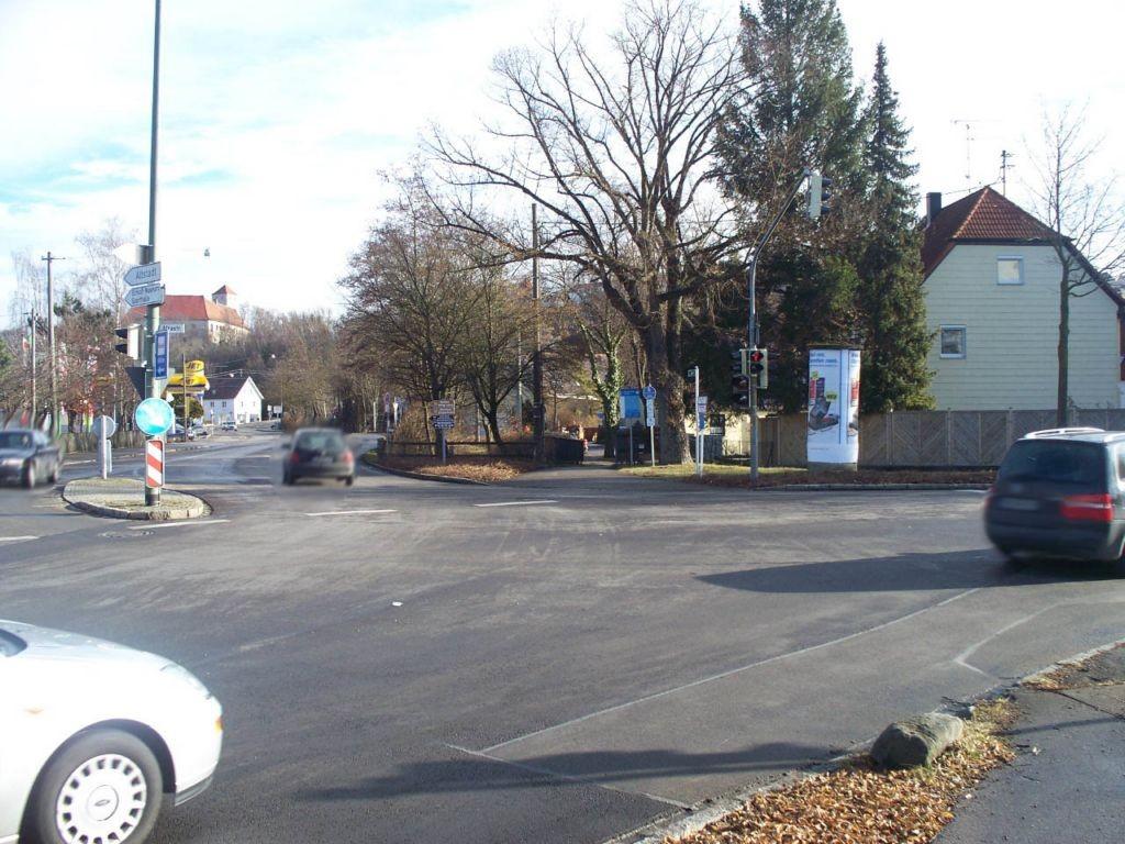 Augsburger Strasse/Afrastrasse