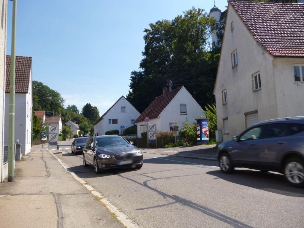 Vöhlinstr. 14/Weg zum Schloßbräu