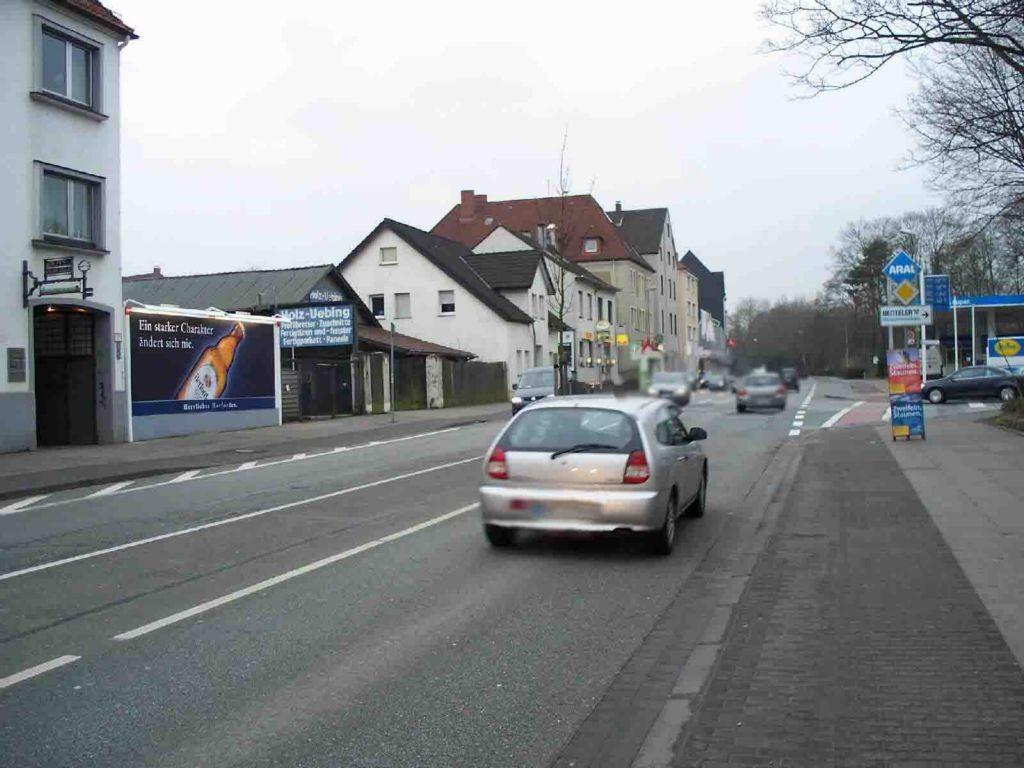 Heeper Str. 72  / Hermann-Delius-Str.