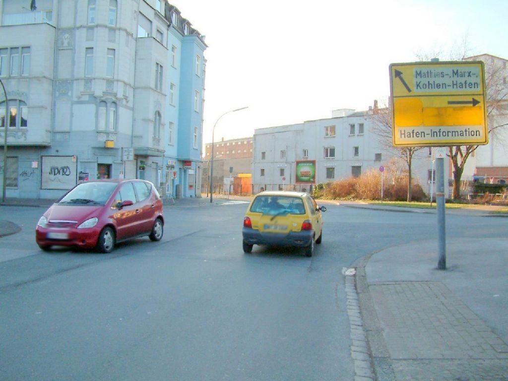 Lagerhausstr.  geg. Hs.-Nr. 43 / Arnoldstr.