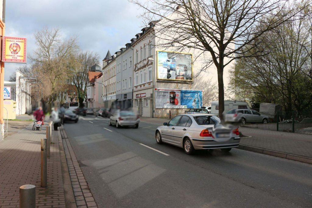 Altenderner Str. 17  / geg. Einf. Rewe