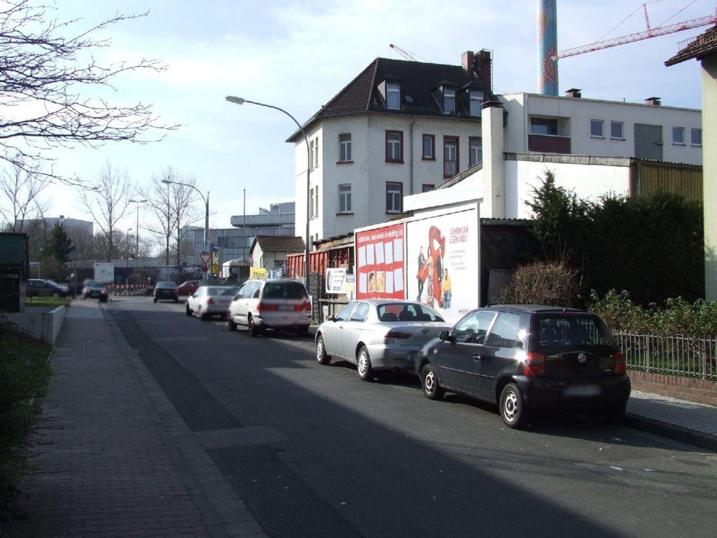 Sinner Weg Nh. Heddernheimer Landstr.