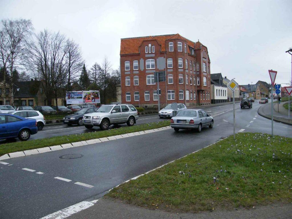 Schubystr. 134  / Flensburger Str.