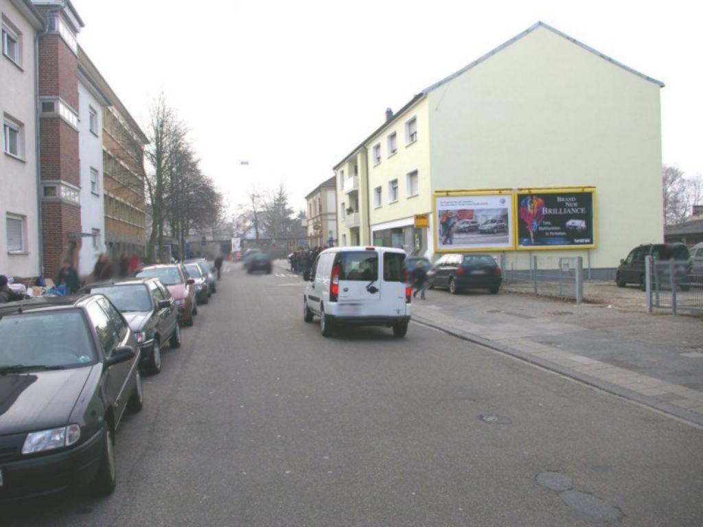 Moltkestr. 36 /Just.-Knecht-Str. -b-