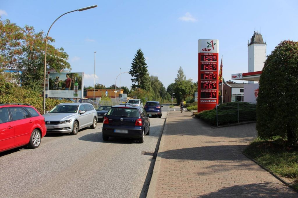 Zwischen den Brücken /Berliner Str.  RS