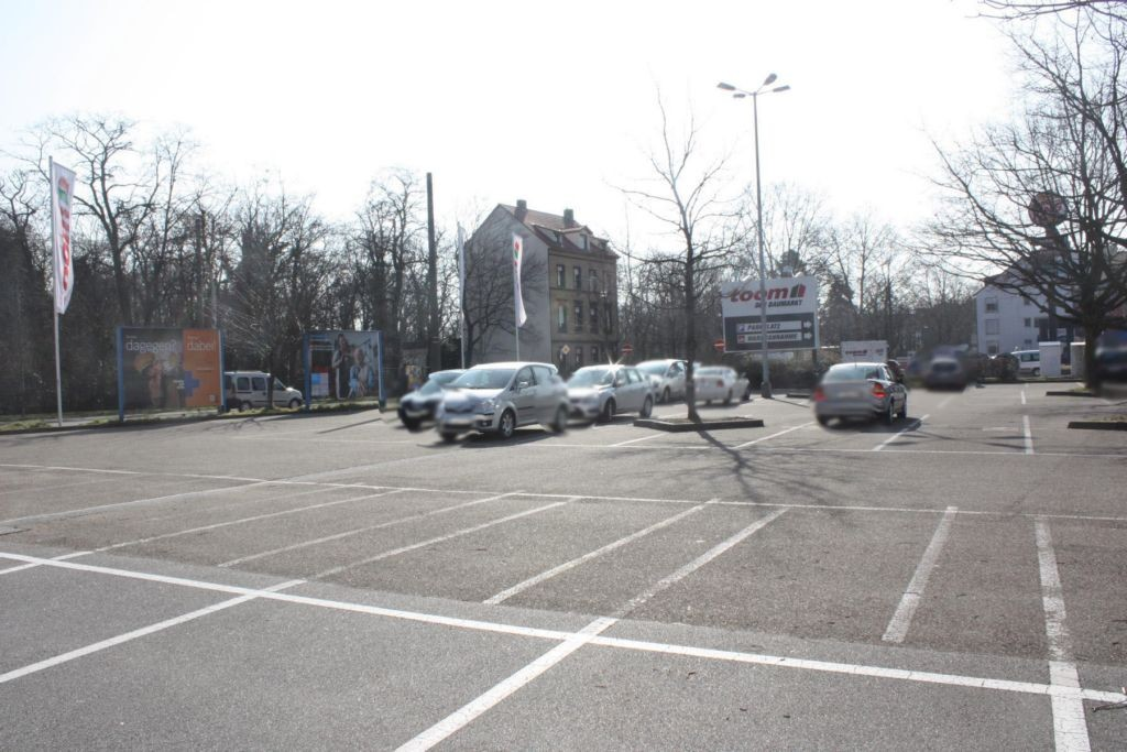 Wormser Str.  neb. Hs.-Nr. 95 / Si. (PP)