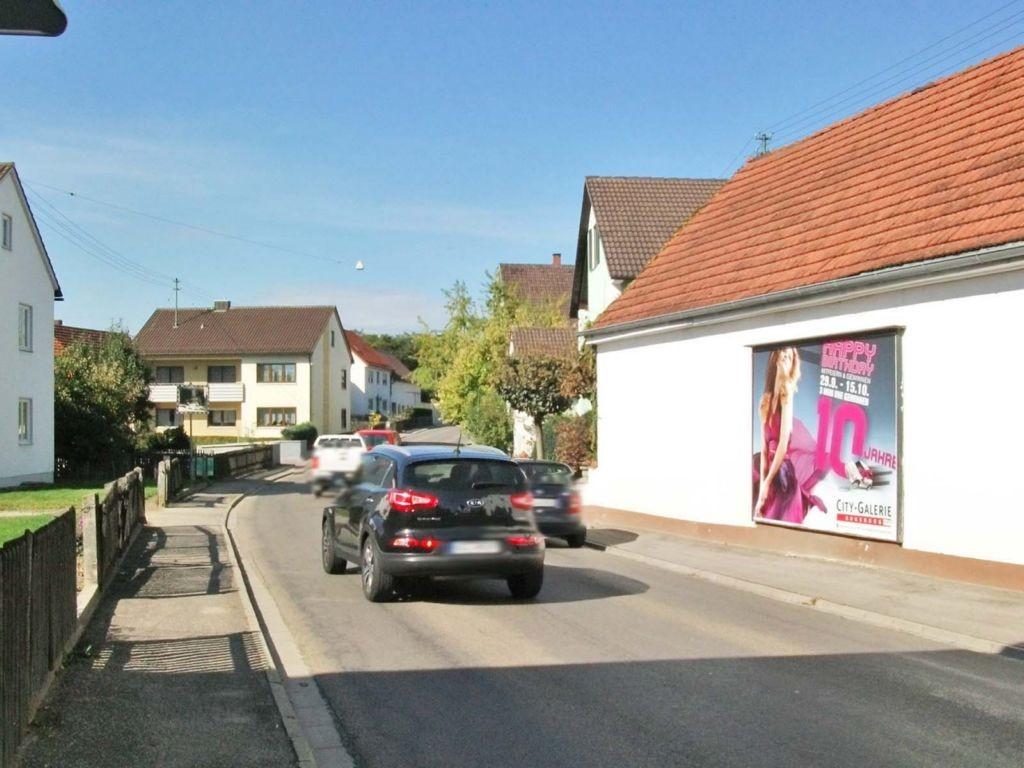 Bürgermeister-Schlickenrieder-Str.  / geg. Hs.-Nr. 23