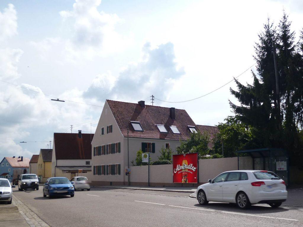 Regensburger Str. 19 (B16) Ri. Vohburg