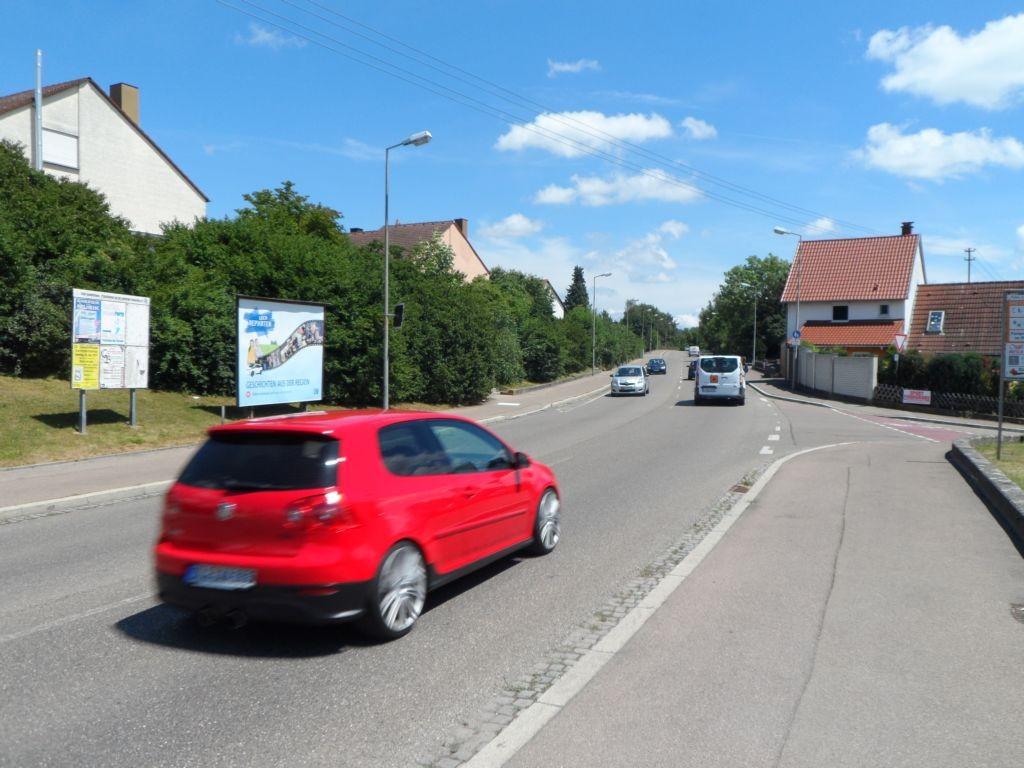 Lauinger Str. (B 16) Alte Laustr.