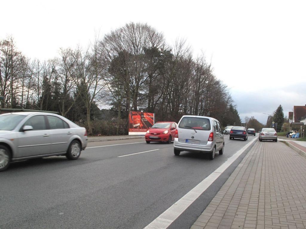 Bremer Str. (B 74)  Nh. Gartenstr.