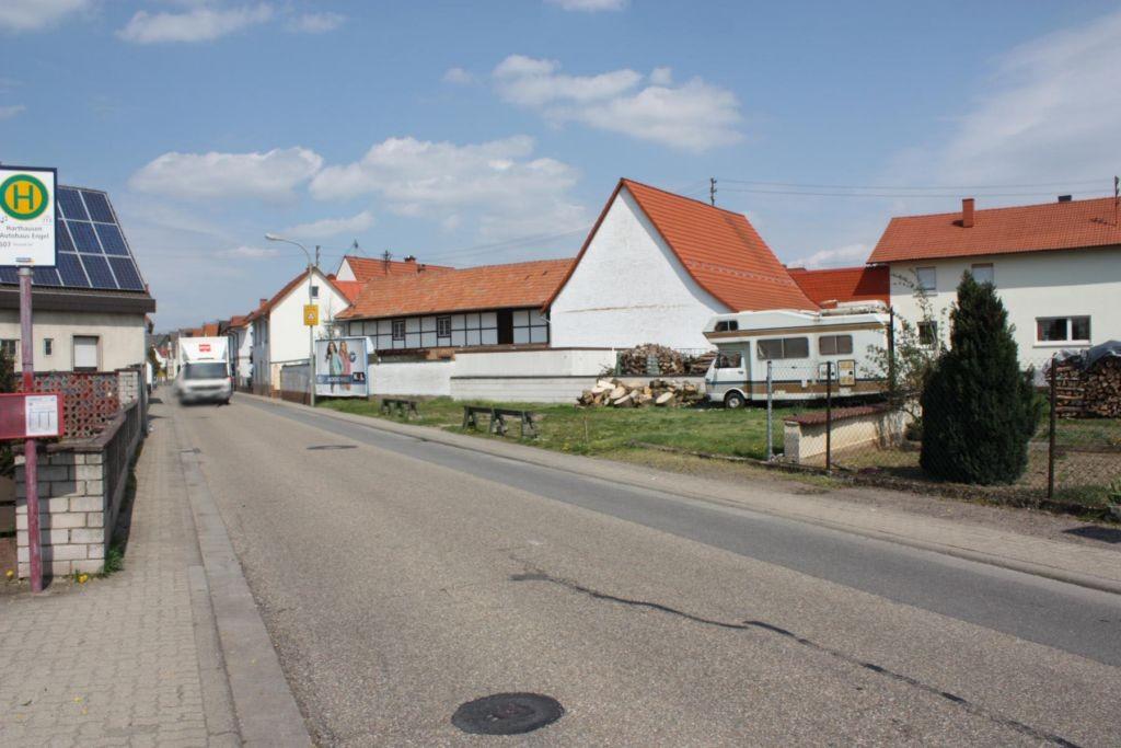 Schwegenheimer Str.  / Ortseing. schr.