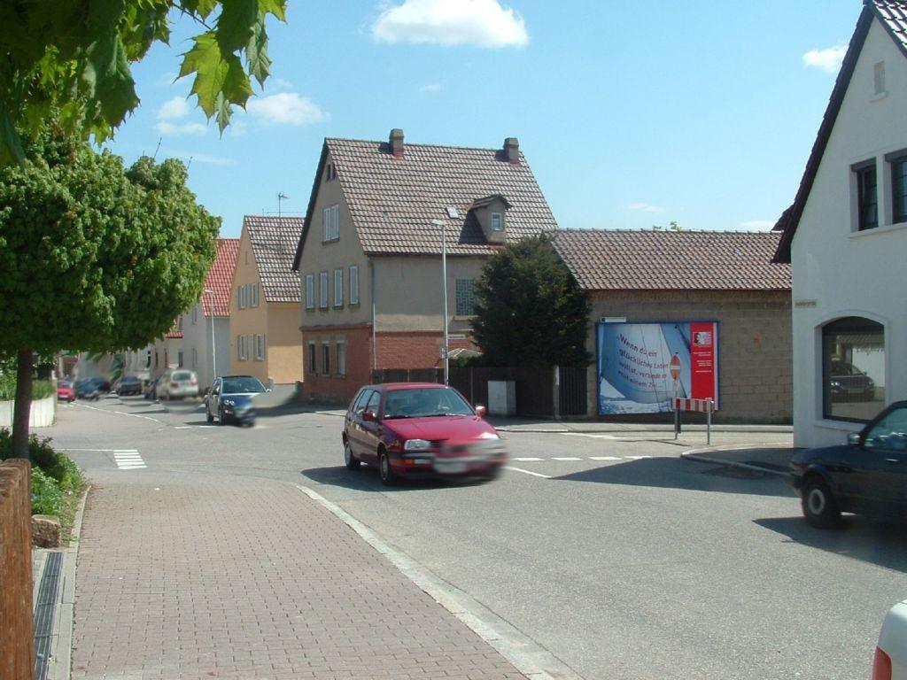 Glockenstr. / Heuchelbergstr. quer