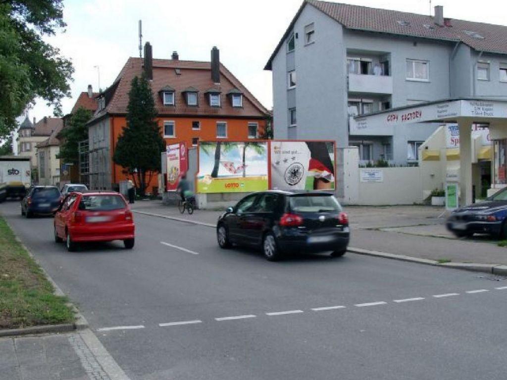 Südstr. 96 (B 27)  / Nh. Urbanstr. par.