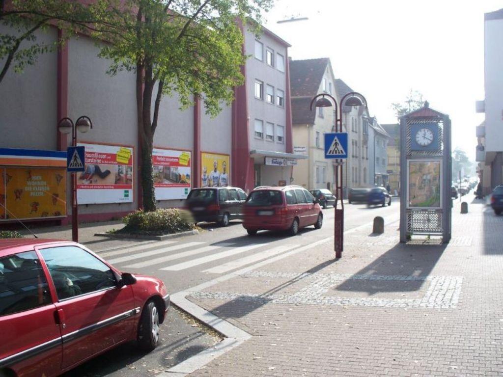 Ludwigsburger Str. 9  / geg. Flaischlenstr.
