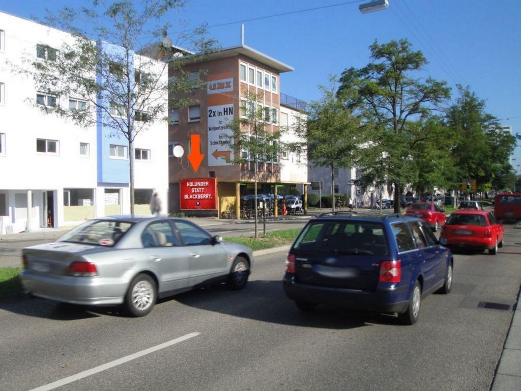 Oststr. (B 27) / Schillerstr. 54