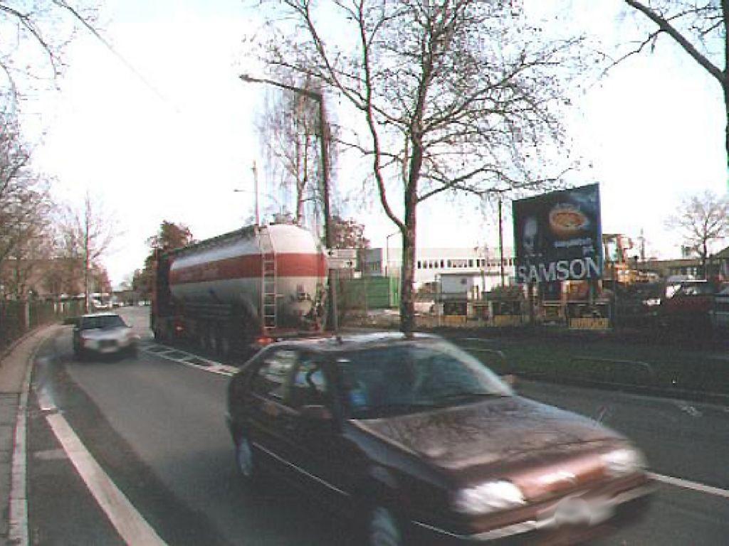 Lichtenbergerstr.  / Dieselstr. re.