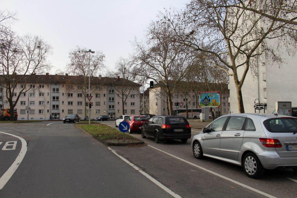 Karlsruher Str. (B 293)  / Weststr. 25 VS