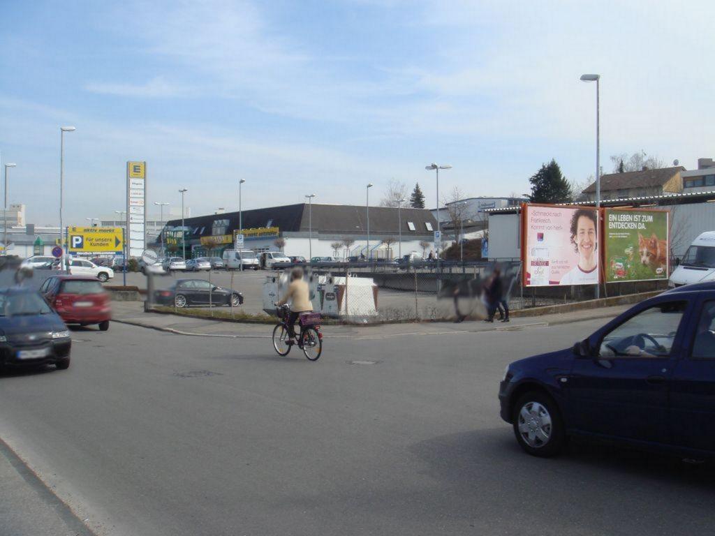 Mauerstr. 78-90  / Einf. Edeka