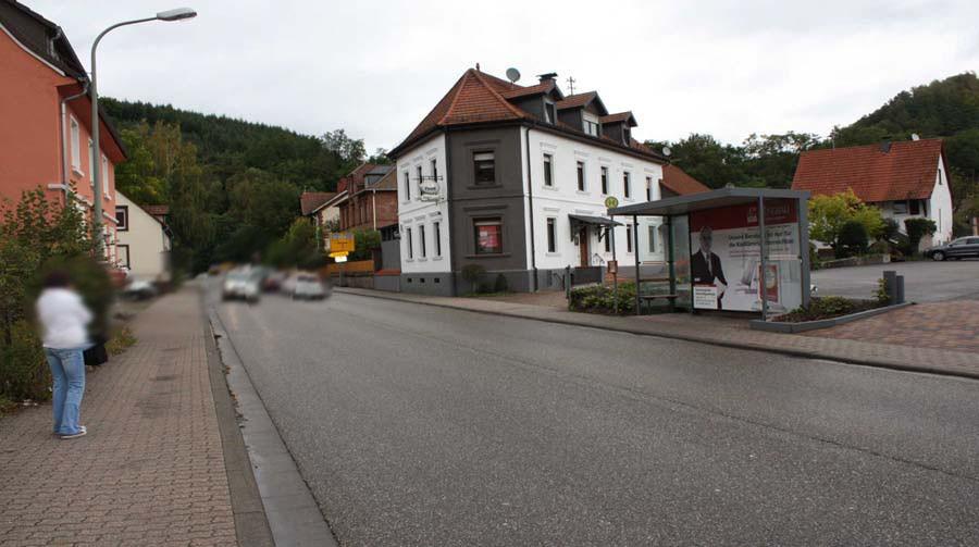 Hauptstr. (B 427)  / vor Einmünd. (B 10)
