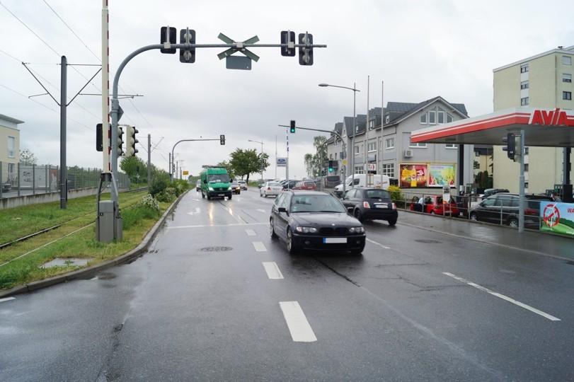 Heidelberger Str.  Bergstr. (B 3)