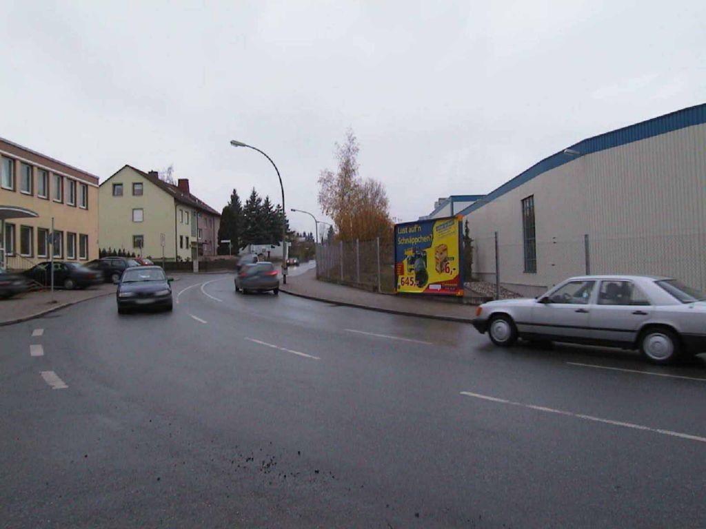 Ostpreußen- /Oberkotzauer Str.