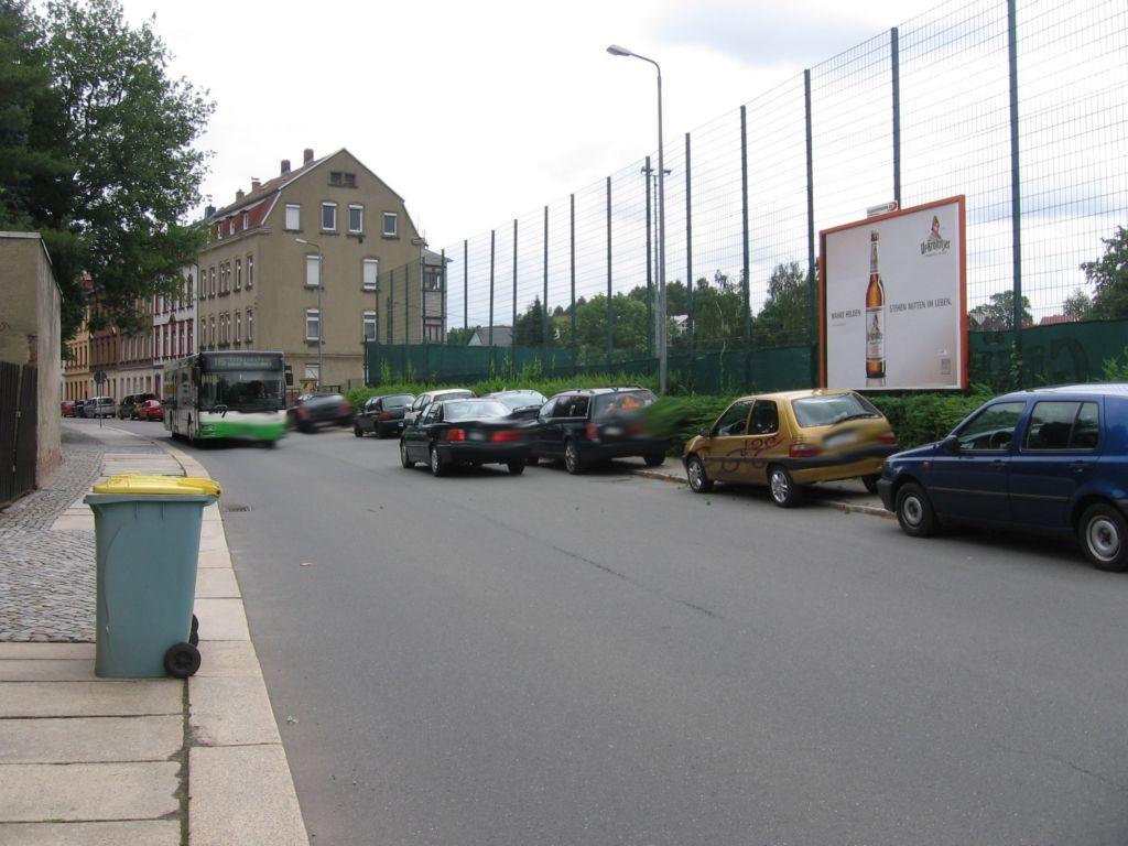 Logenstr.  Sportplatz