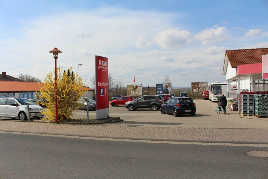 Stellbergsweg 2  / Rewe (PP) / Getränkemarkt
