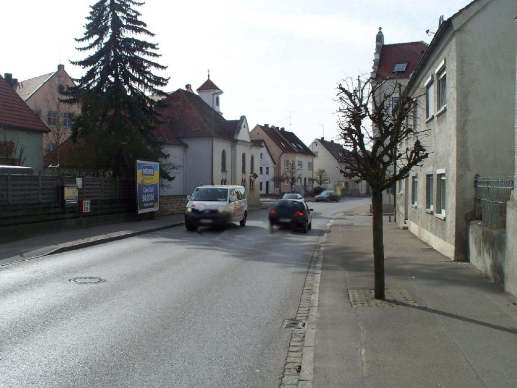Günzburger Str.  (B 16) geg. Hs.-Nr. 41