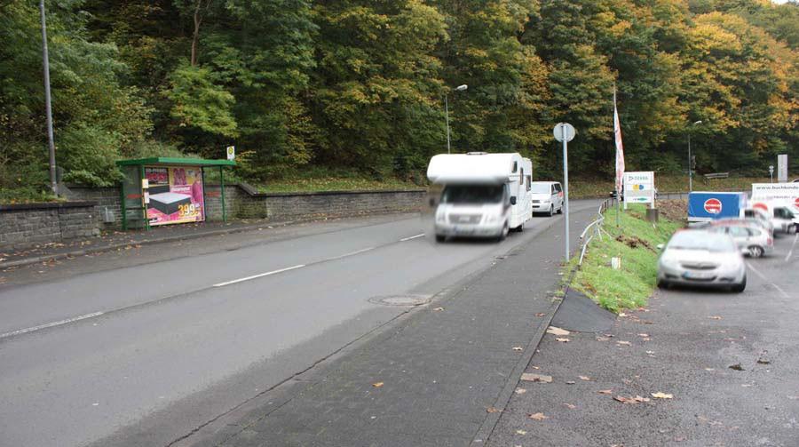 Mainzer Str. (B 422)  / Pappelstr.