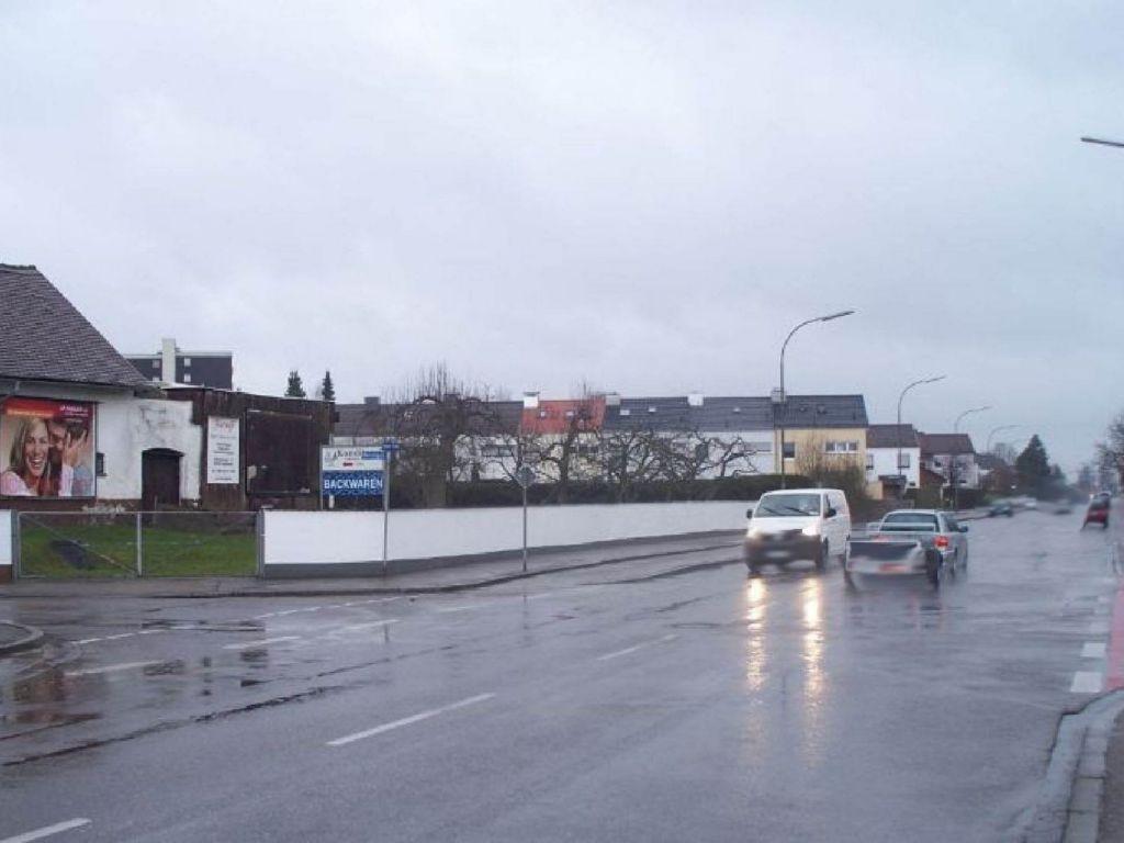 Hagauer Str.  / Oberringstr.