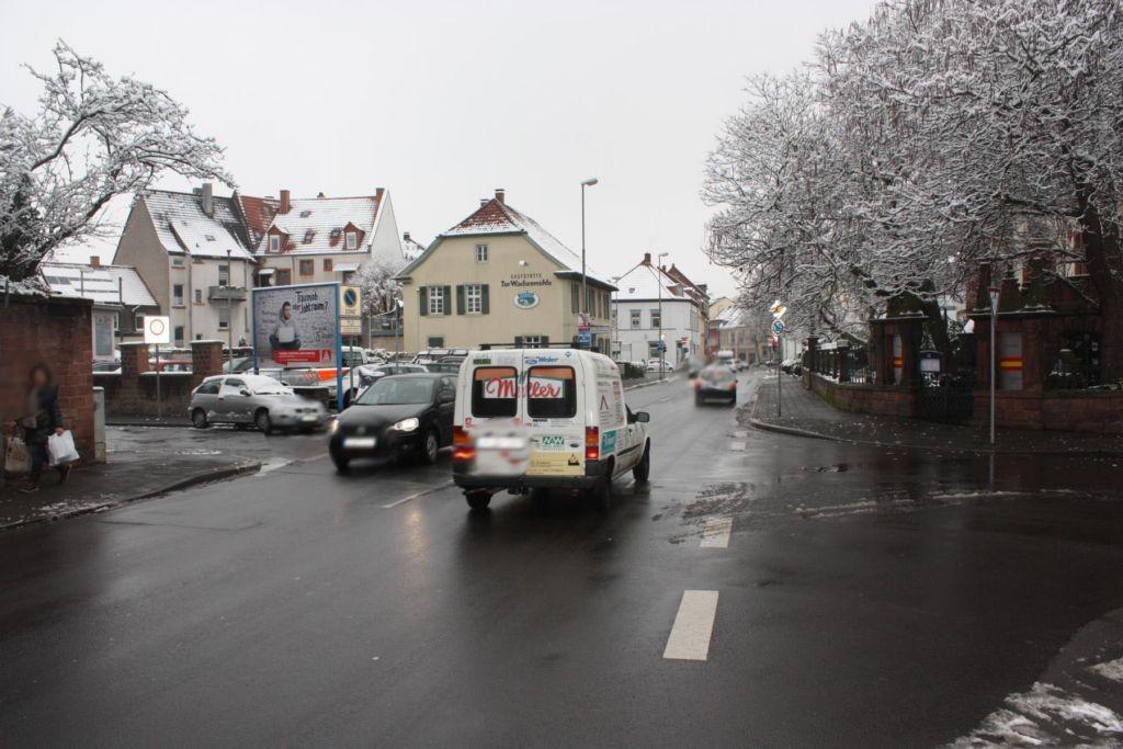 Pirmasenser Str. / Trippstadter Str. Si. Stadtpark